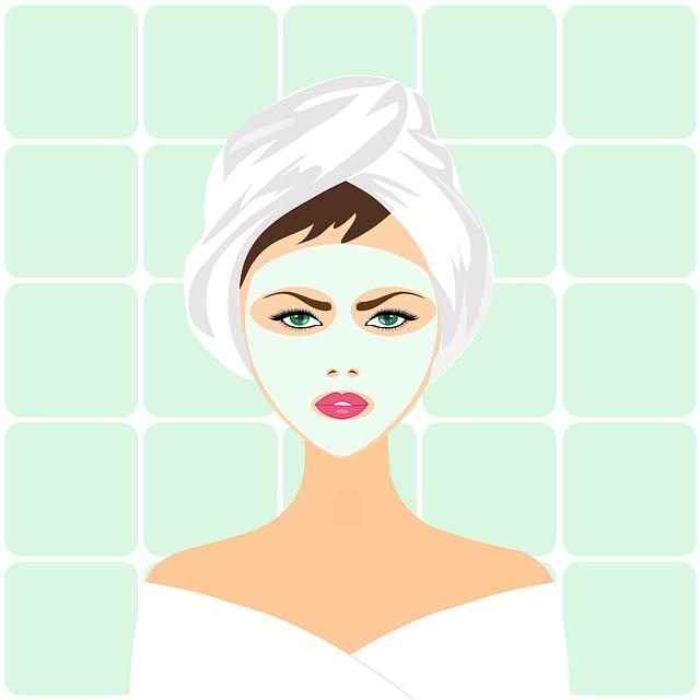 מראה עור הפנים טיפולי מזותרפיה